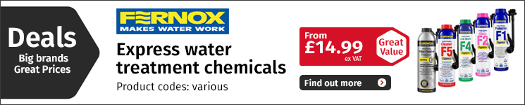 Click to view our Fernox Deals