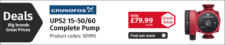Click to view our Grundfos Pump Deal