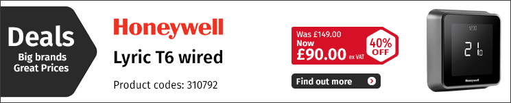 Click to view our Honeywell Control Deal