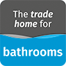 Trade home for bathrooms logo