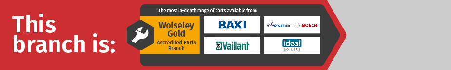 Parts accredited branch