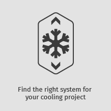 Find the right system for your cooling project