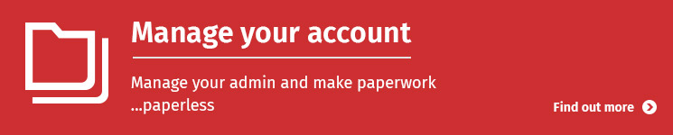 Click for more information about Manage Your Account
