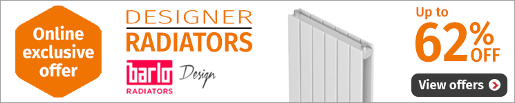 Click to view our Designer Radiator Deals
